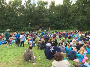 Belper District Camp 2017